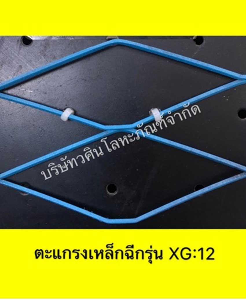ตะแกรงเหล็กฉีก รุ่น  XG 10,XG 12 ,XG 19,XG 20